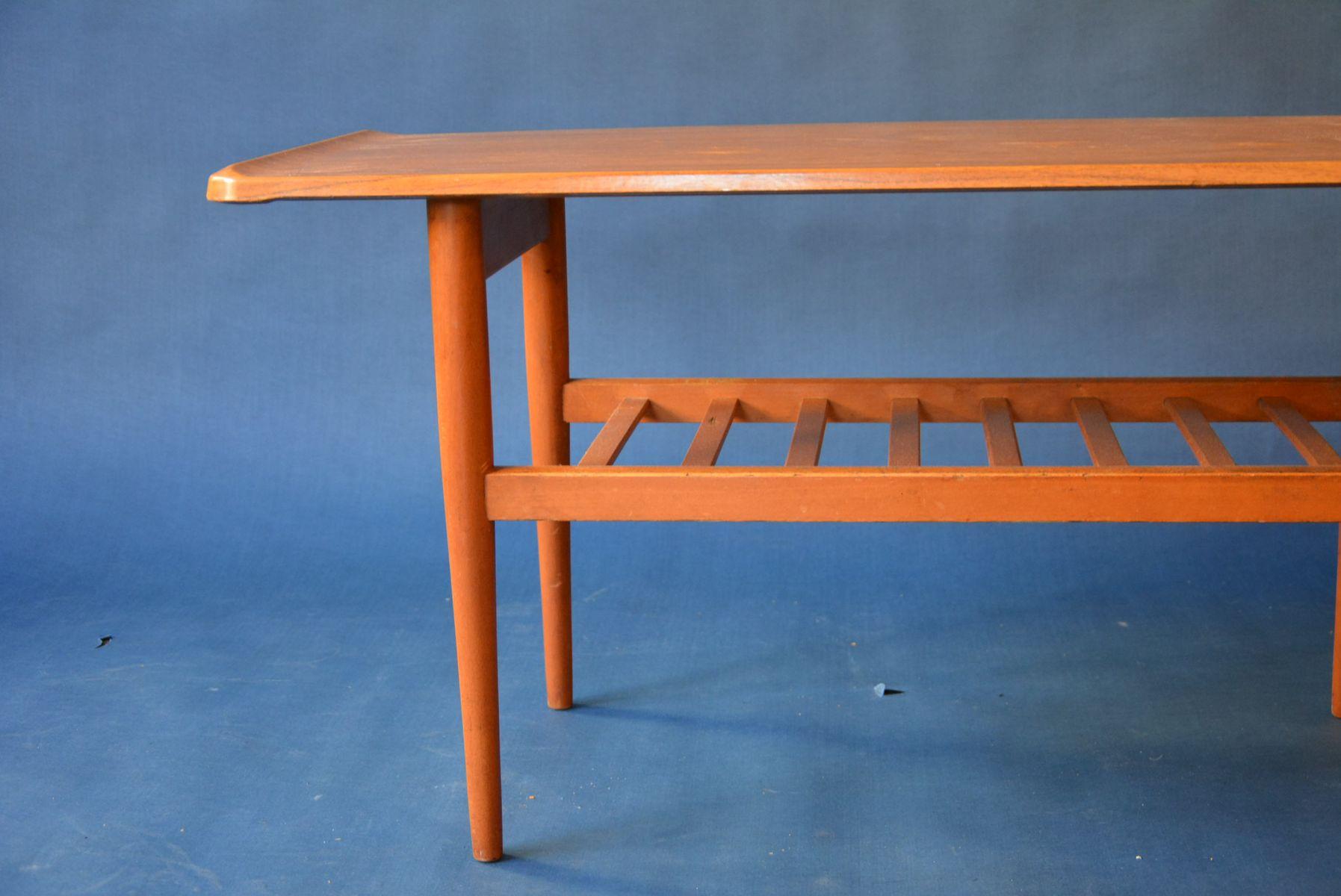 englischer couchtisch 1960er bei pamono kaufen. Black Bedroom Furniture Sets. Home Design Ideas