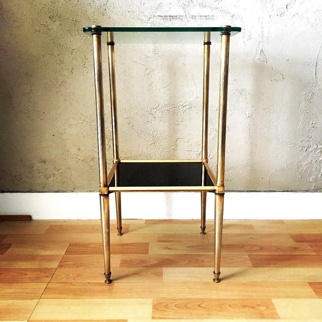 franz sischer vintage beistelltisch 1960er bei pamono kaufen. Black Bedroom Furniture Sets. Home Design Ideas