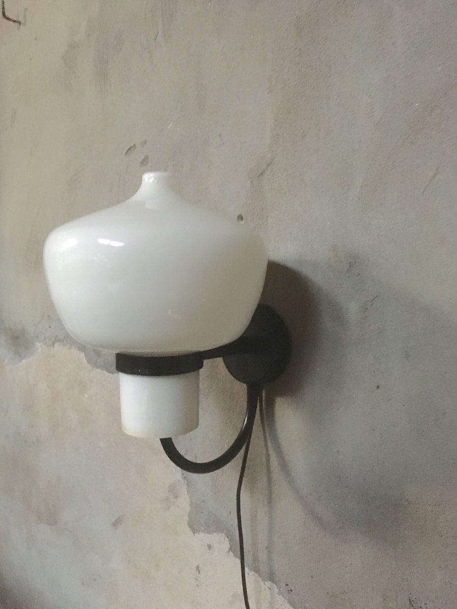 Wandlampe für Außenbereich von ASEA, 1950er