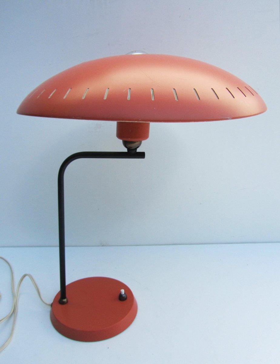 lampe de bureau par louis kalff pour philips 1950s en vente sur pamono. Black Bedroom Furniture Sets. Home Design Ideas