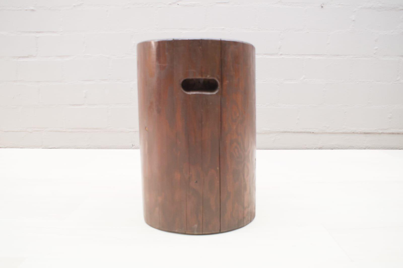 Tavolo con tronchi in legno renni arredo design online