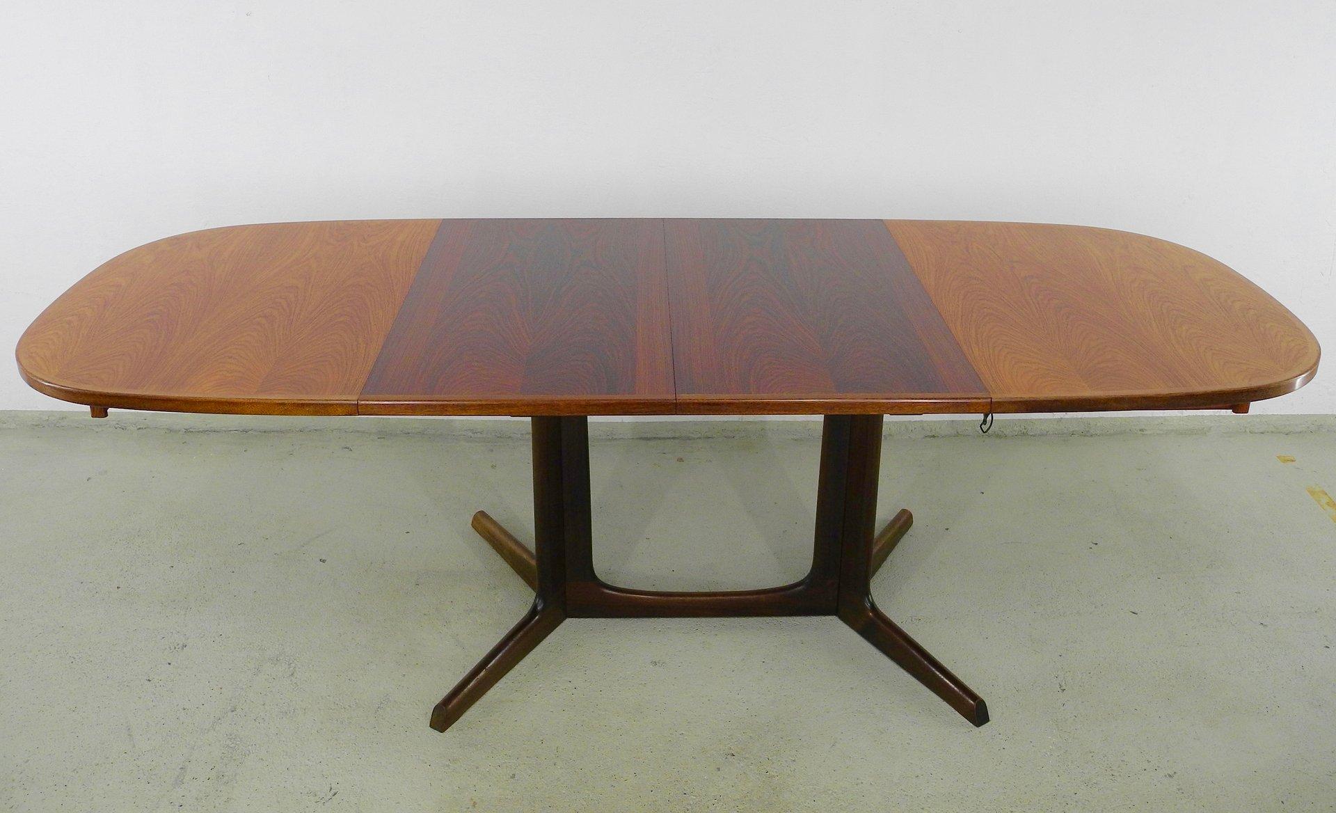 table de salle manger vintage par niels o m ller pour gudme m belfabrik en vente sur pamono. Black Bedroom Furniture Sets. Home Design Ideas