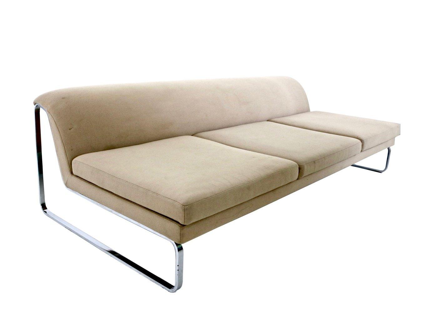 beiges italienisches sofa von gordon guillaumier f r tacchini 2000er bei pamono kaufen. Black Bedroom Furniture Sets. Home Design Ideas