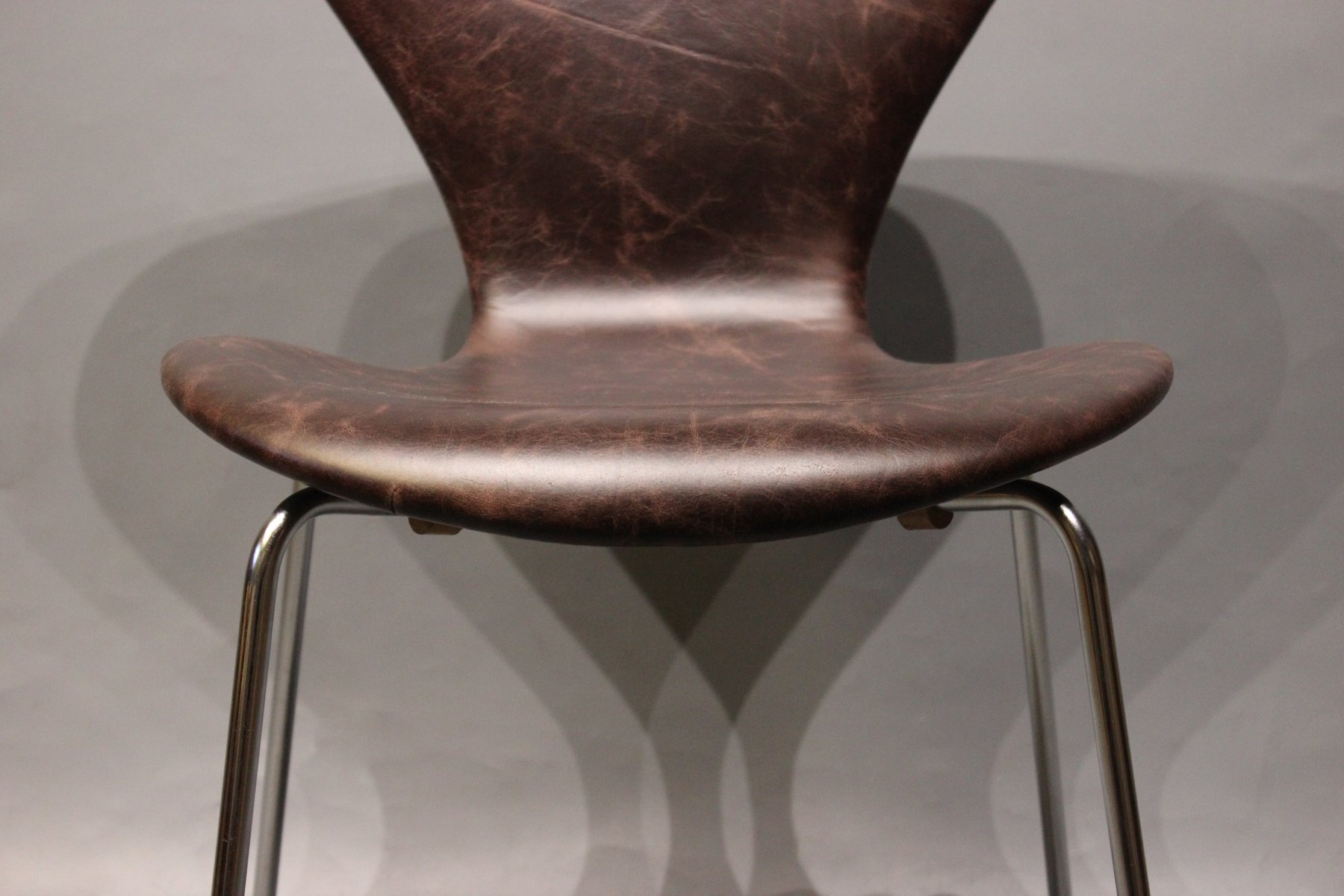 Model 3107 Chair By Arne Jacobsen From Fritz Hansen 1967