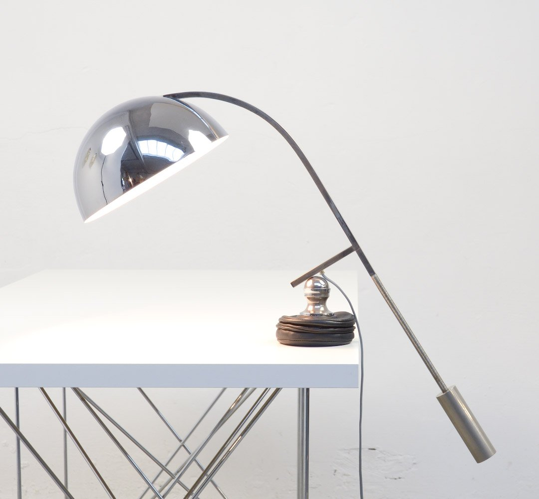 Schreibtischlampe von Jacques Charpentier, 1970er