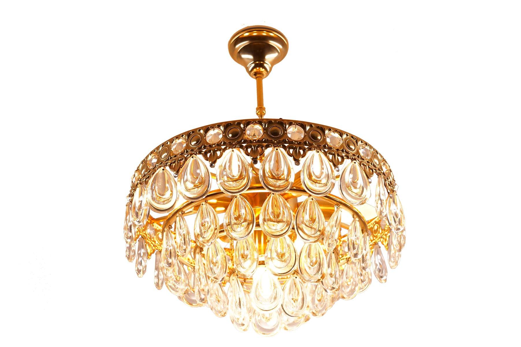 Prezzo lampadario con gocce di cristallo: lampadario gocce cristallo
