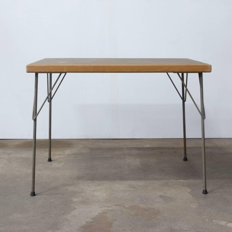 Modell 530 Esstisch von Wim Rietveld für Gispen, 1950er
