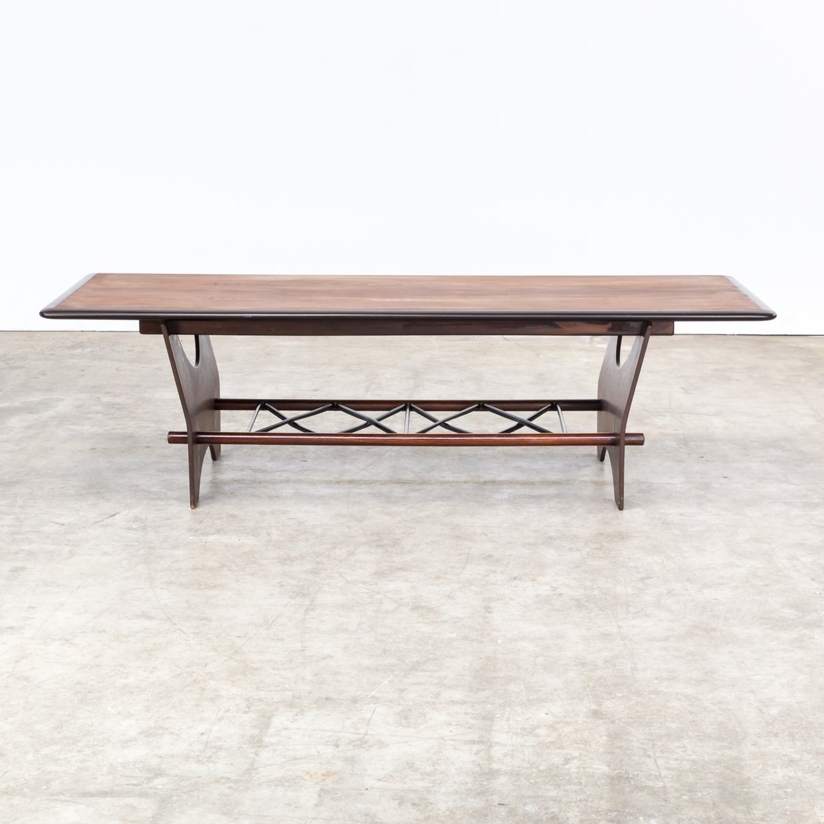 Danish Coffee Table, 1970s For Sale At Pamono