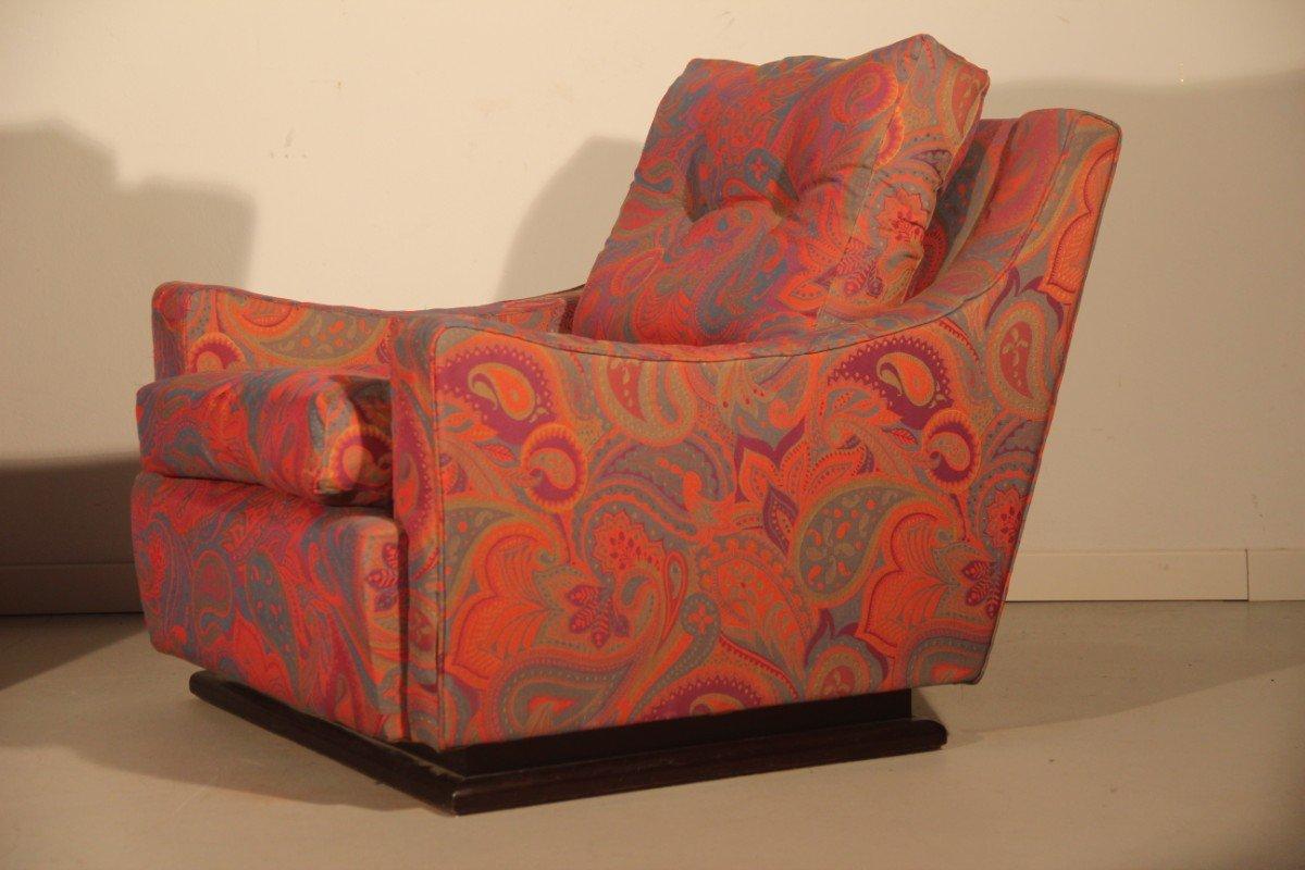 Art Deco Sessel, 1940er, 2er Set