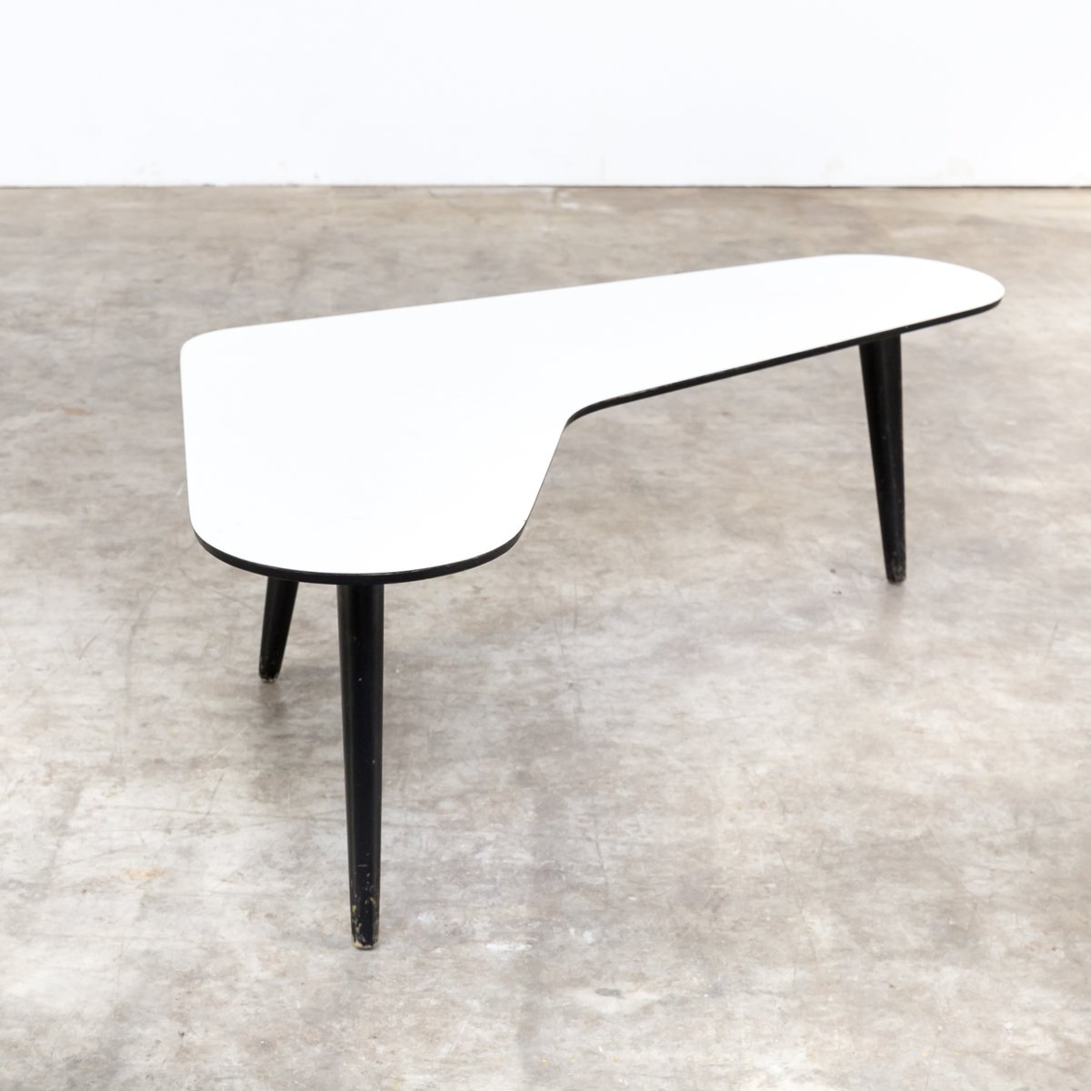 Boomerang Tisch von Bovenkamp, 1950er