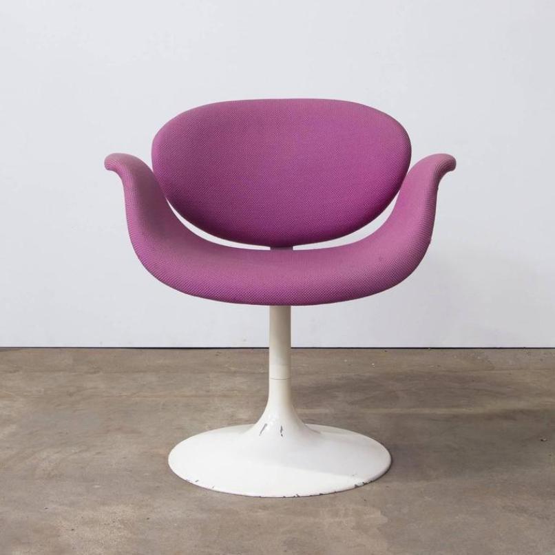 fauteuil par pierre paulin pour artifort 1965 en vente sur pamono. Black Bedroom Furniture Sets. Home Design Ideas