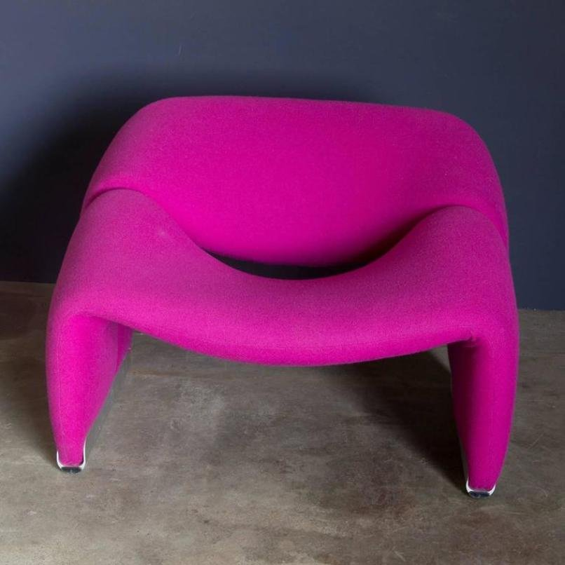 fauteuil f598 par pierre paulin pour artifort 1970s en vente sur pamono. Black Bedroom Furniture Sets. Home Design Ideas