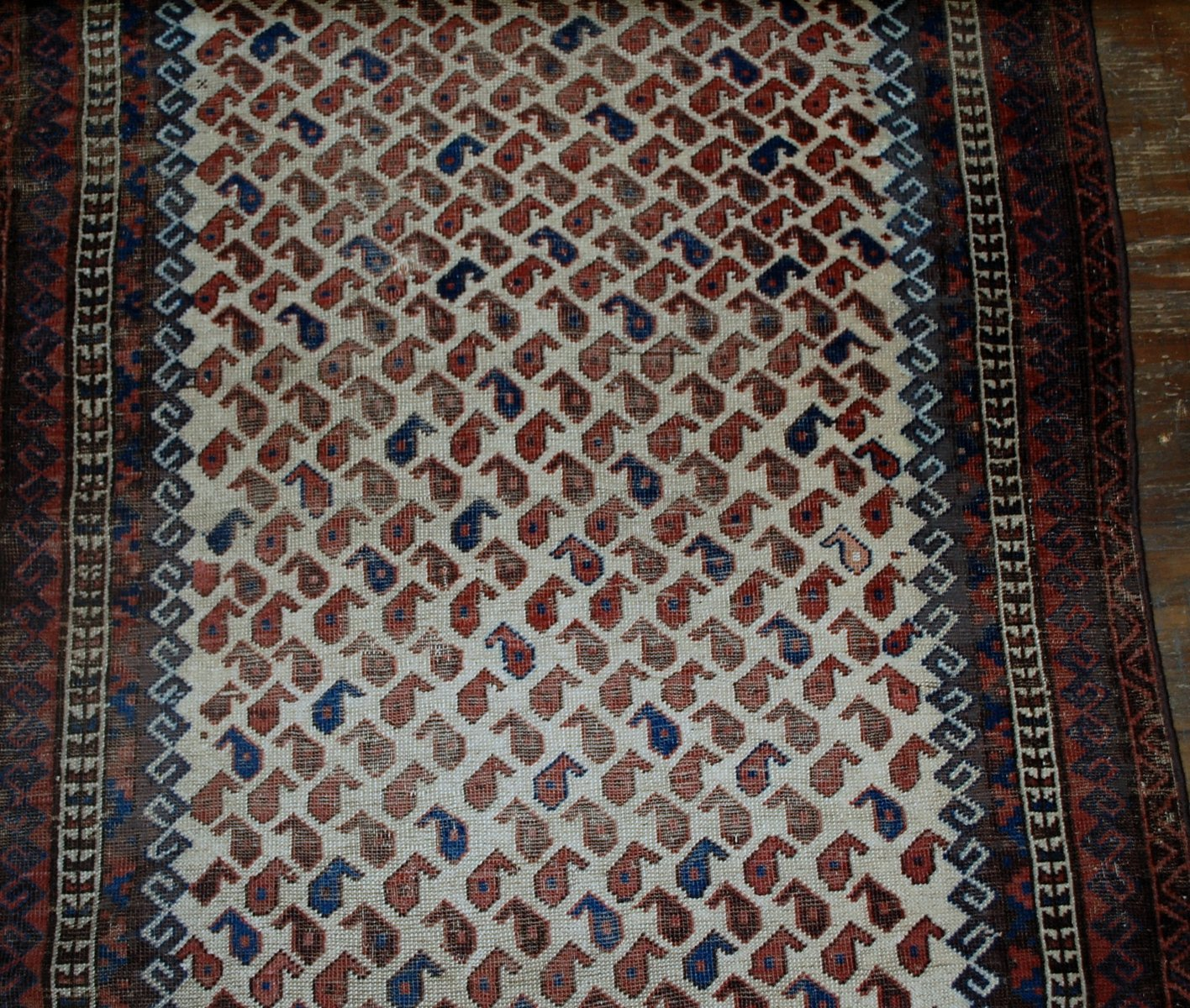 Antique Afghan Rugs: Antique Afghan Baluch Rug, 1880s For Sale At Pamono