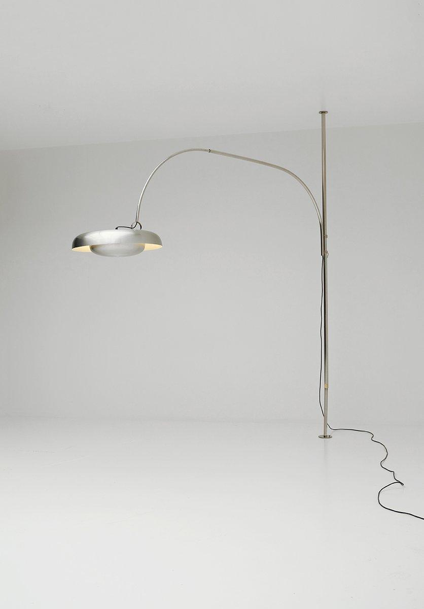 Bogenlampe von Pirro Cuniberti für Sirrah Imola, 1970er