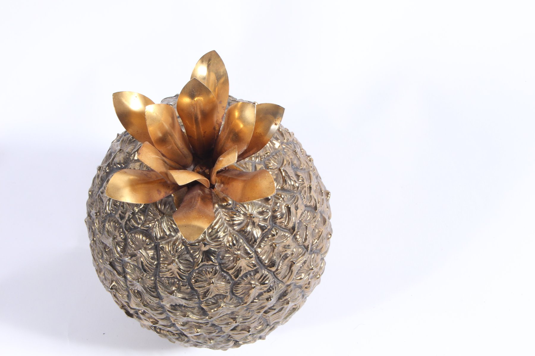seau glace ananas en vente sur pamono. Black Bedroom Furniture Sets. Home Design Ideas