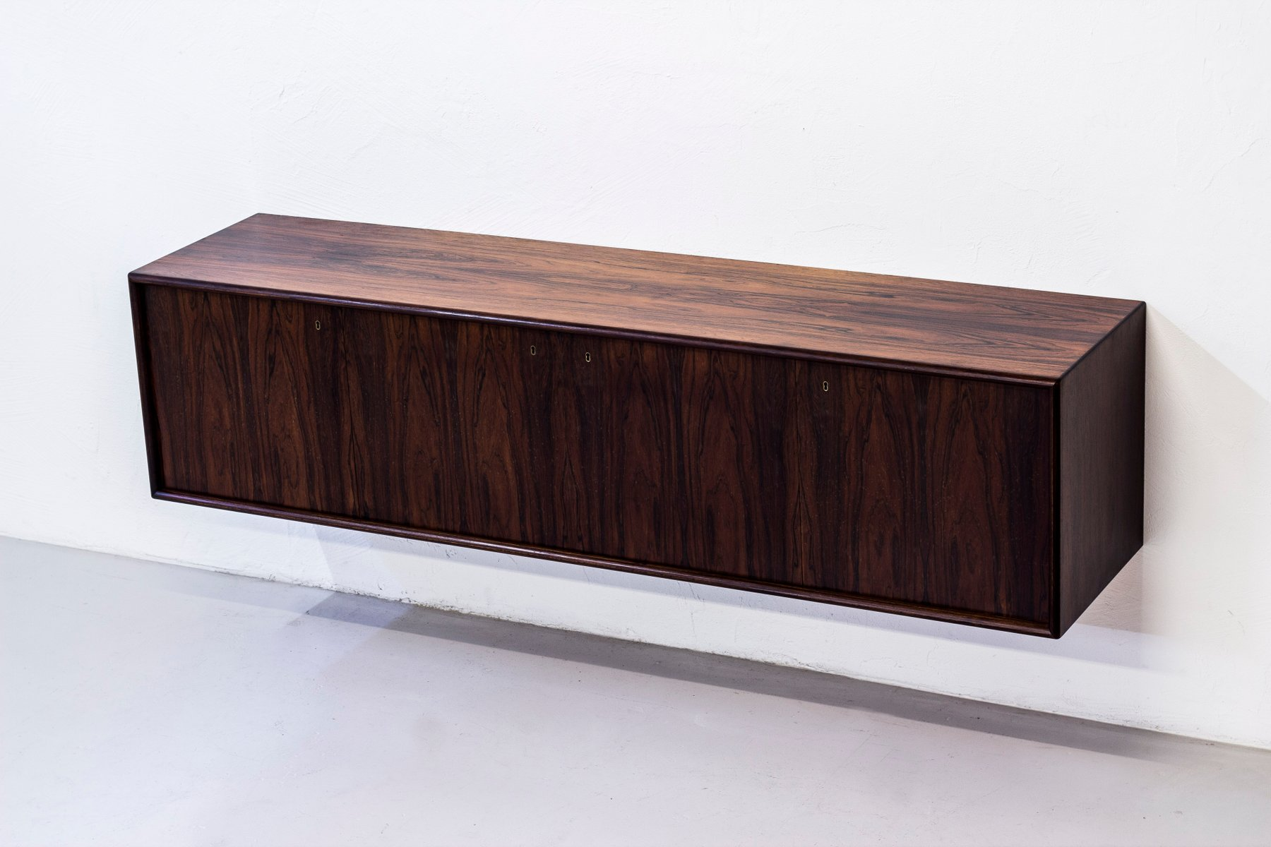 Wall Mounted Darby Sideboard By Torbj 248 Rn Afdal For