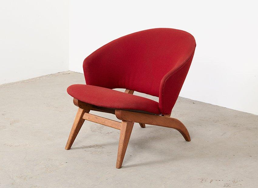 Sessel von Theo Ruth für Artifort, 1950er