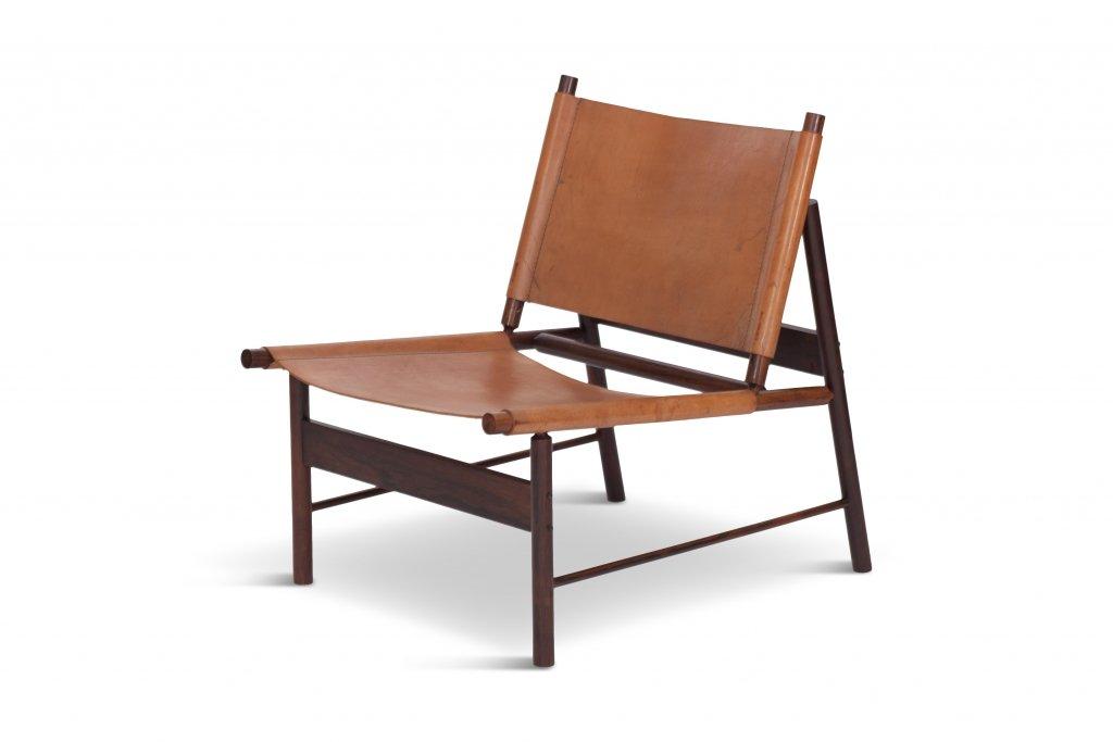 Vintage Sessel von Jorge Zalszupin für l´Atelier