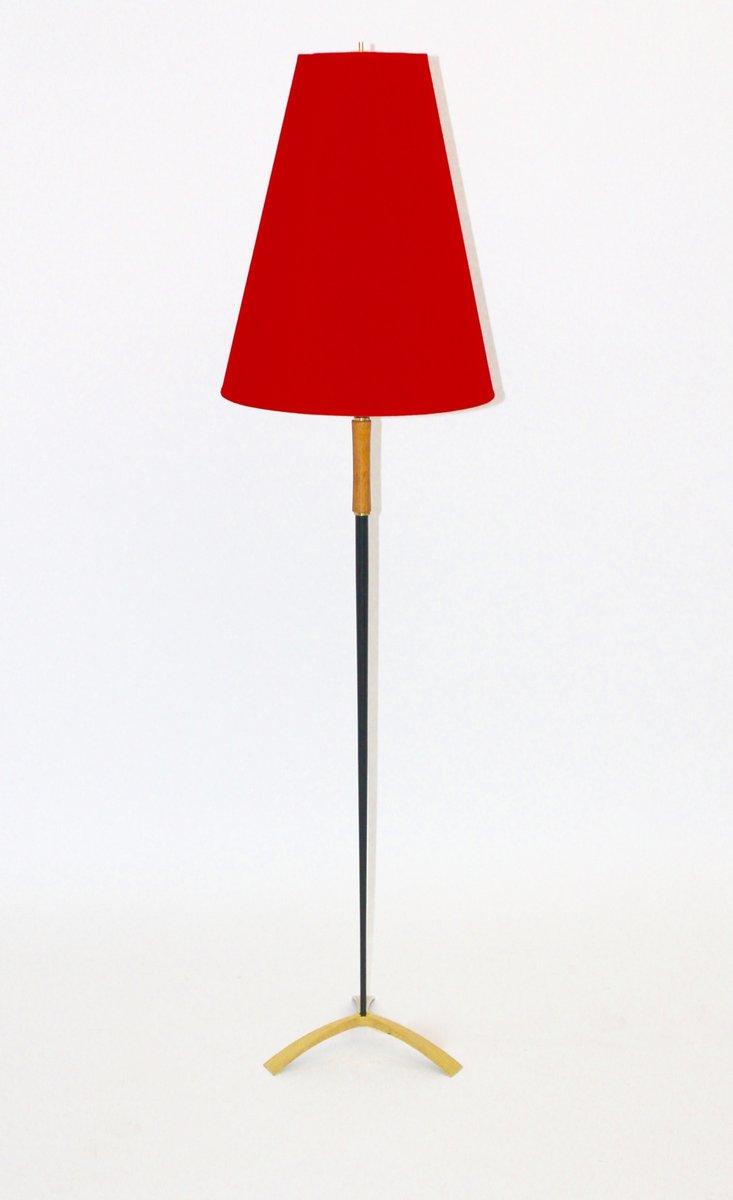 Stehlampe von J. T. Kalmar, 1950er