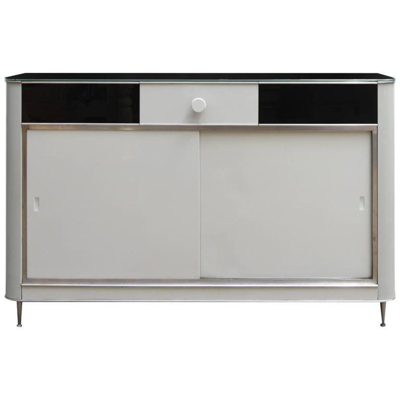 meuble salle de bain vintage 1940s en vente sur pamono. Black Bedroom Furniture Sets. Home Design Ideas