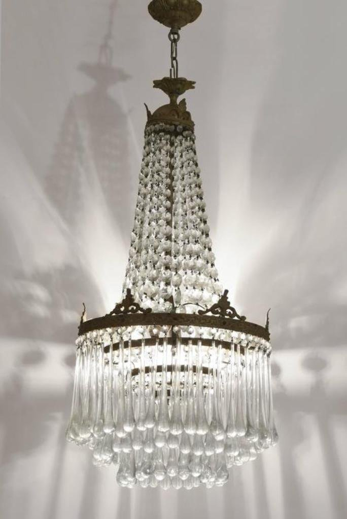 Vintage French Chandelier - Vintage French Chandelier For Sale At Pamono