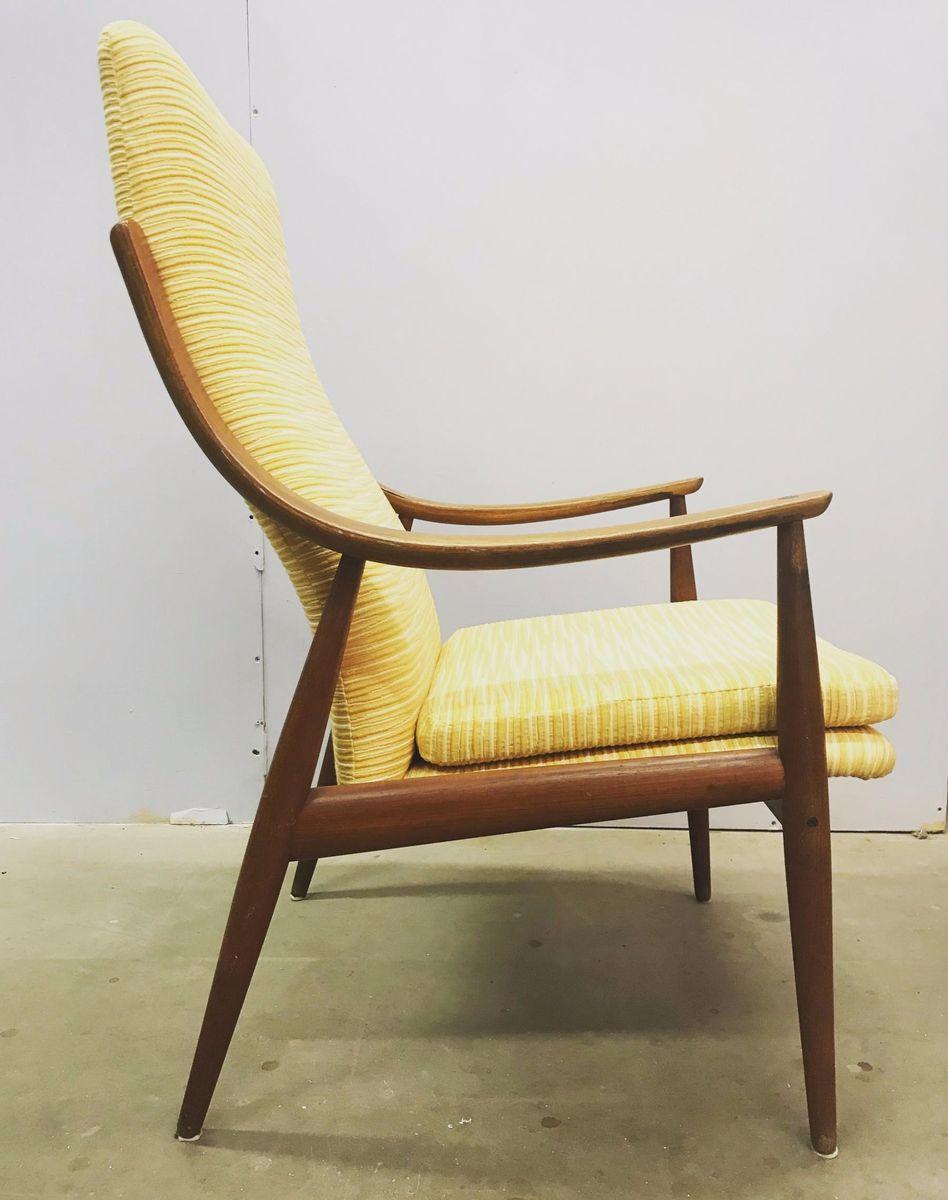 d nischer 146 sessel von peter hvidt f r france s n france daverkosen 1950er bei pamono. Black Bedroom Furniture Sets. Home Design Ideas