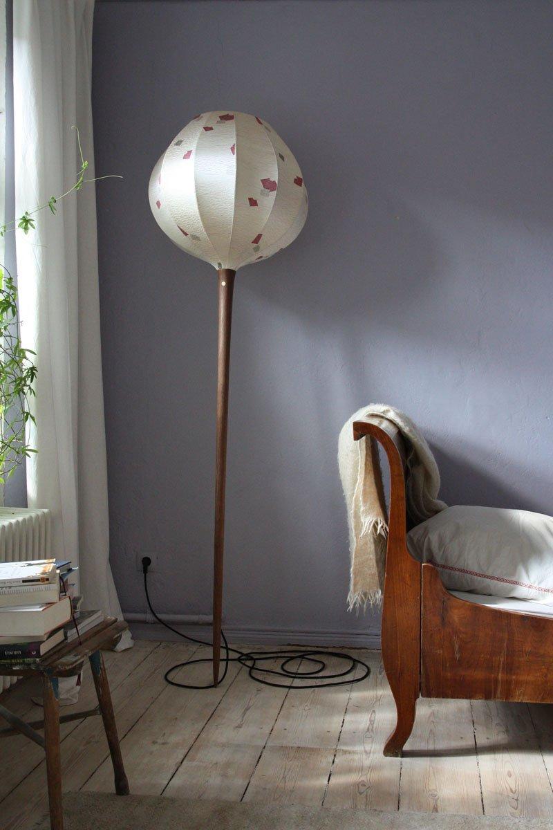 Hellebarde Stehlampe von Tom Kühne