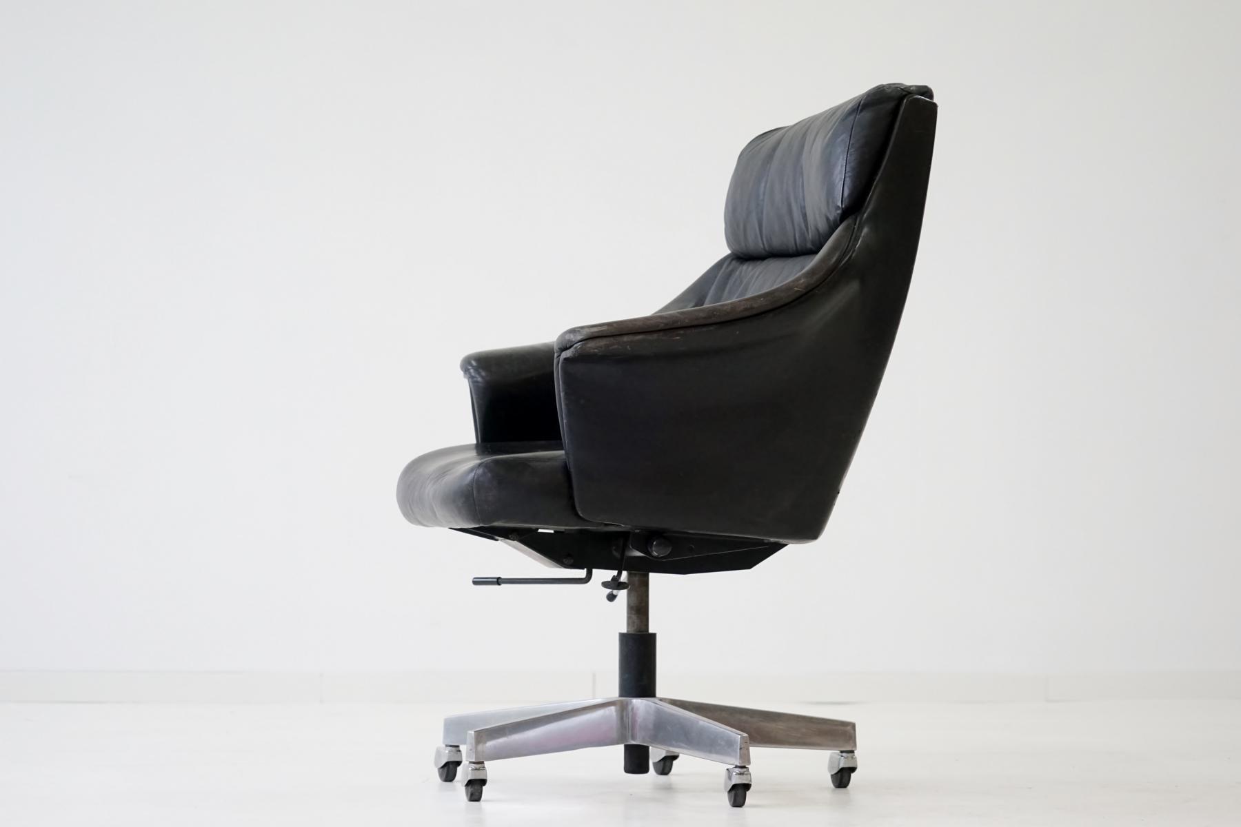 Poltrona Ufficio Anni 60 : Sedia da ufficio giroflex di martin stoll anni in vendita su