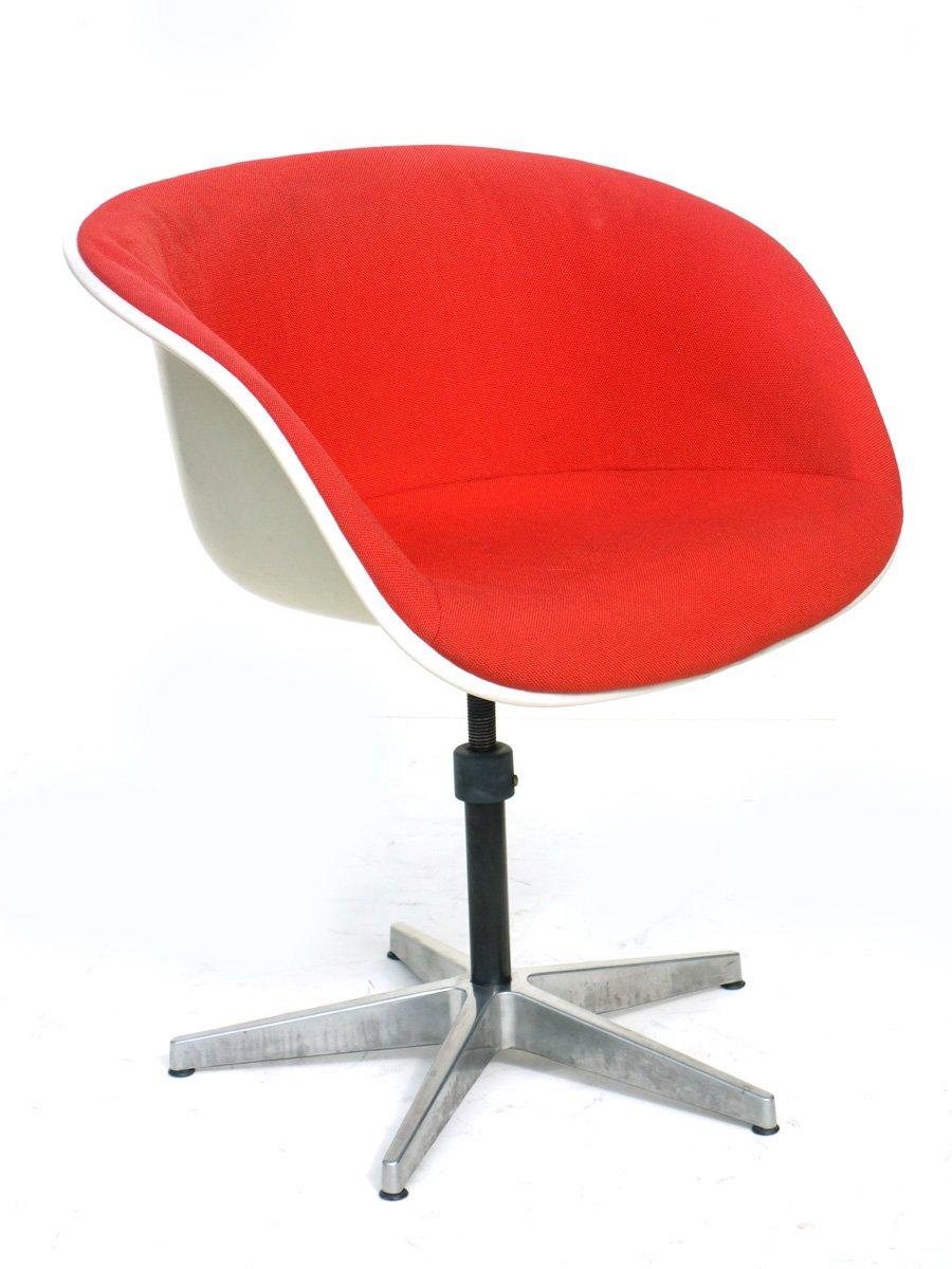 Shell Stühle von Charles & Ray Eames für Herman Miller, 1960er, 3er Se...