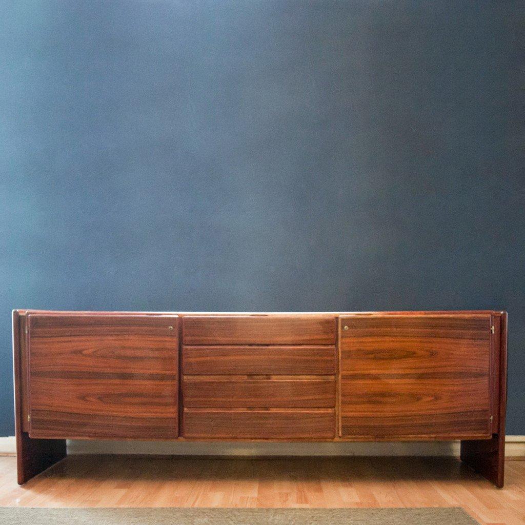 Palisander Sideboard von Brouer, 1970er