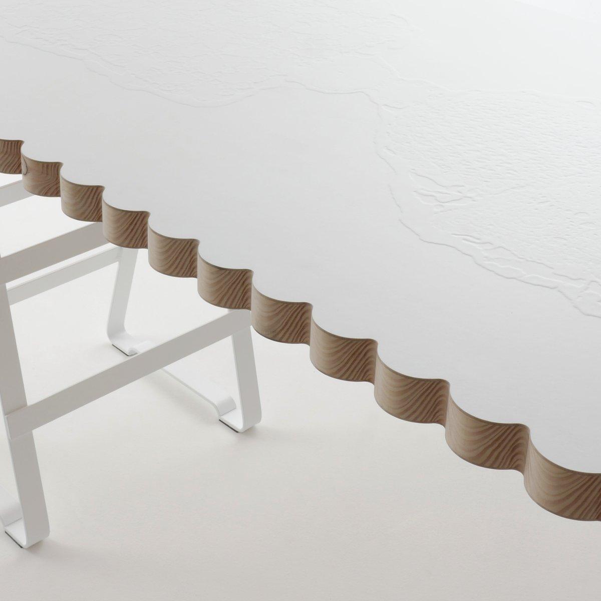 La Dentelle Tischplatte von Zascho Petkow, 2017