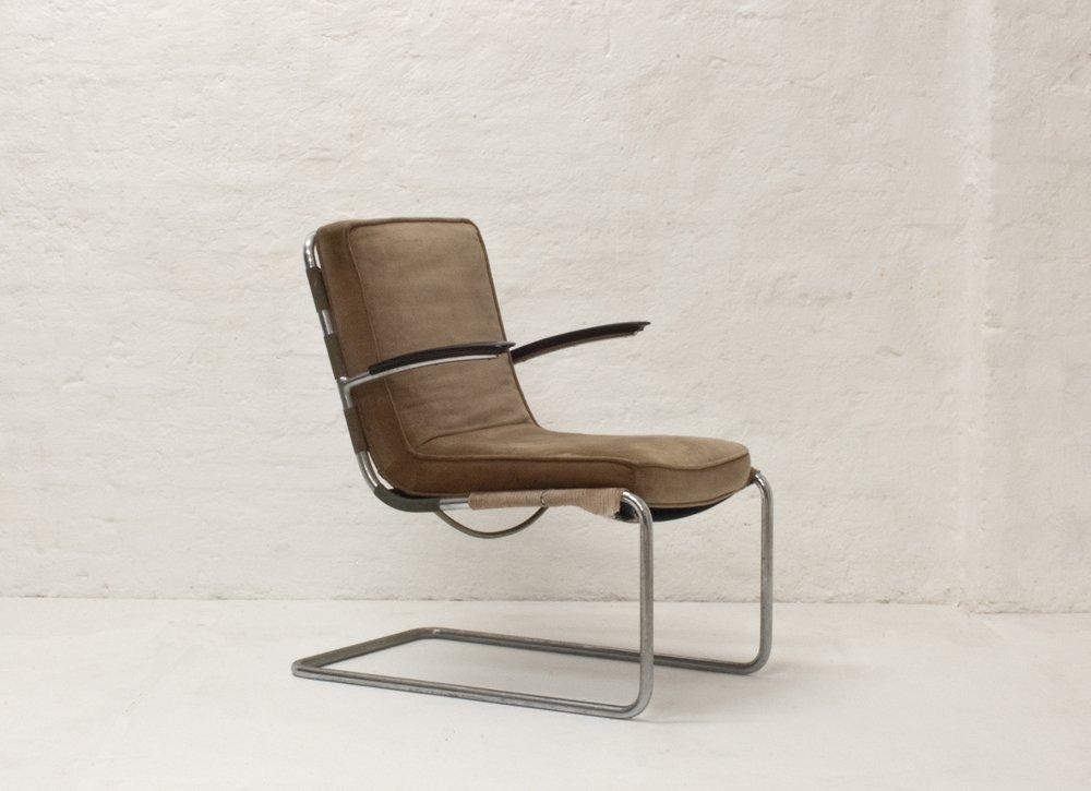 411 Sessel von W.H. Gispen, 1935
