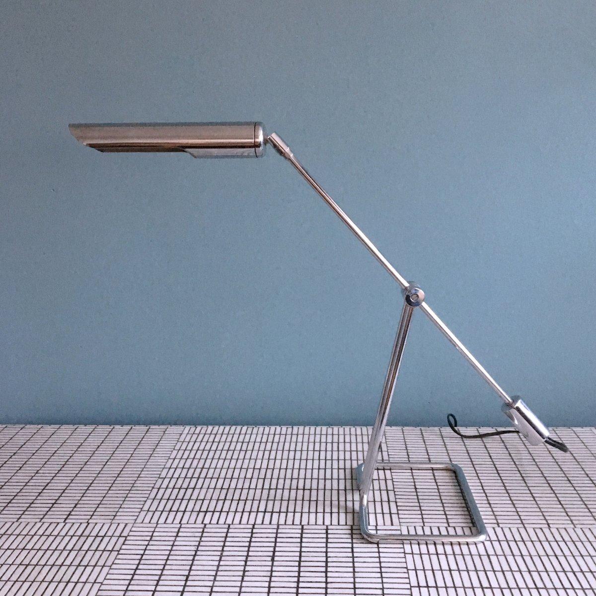 Tischlampe von Abo Randers, 1970er