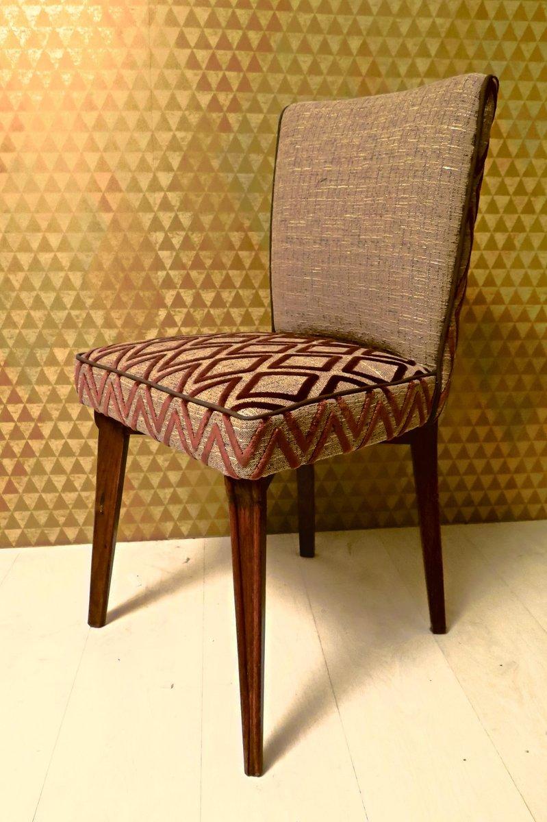 st hle von pier luigi colli 1950er 6er set bei pamono kaufen. Black Bedroom Furniture Sets. Home Design Ideas