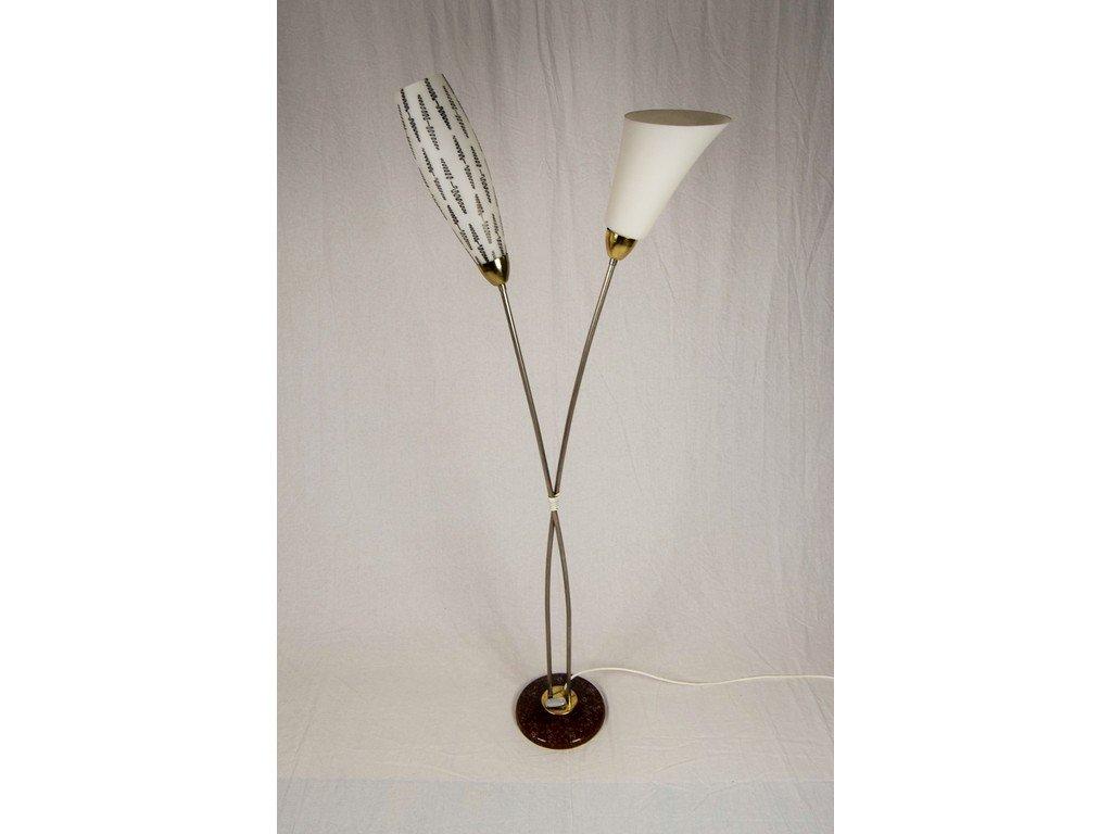 Tschechoslowakische Lampe von Kamenický Šenov, 1950er
