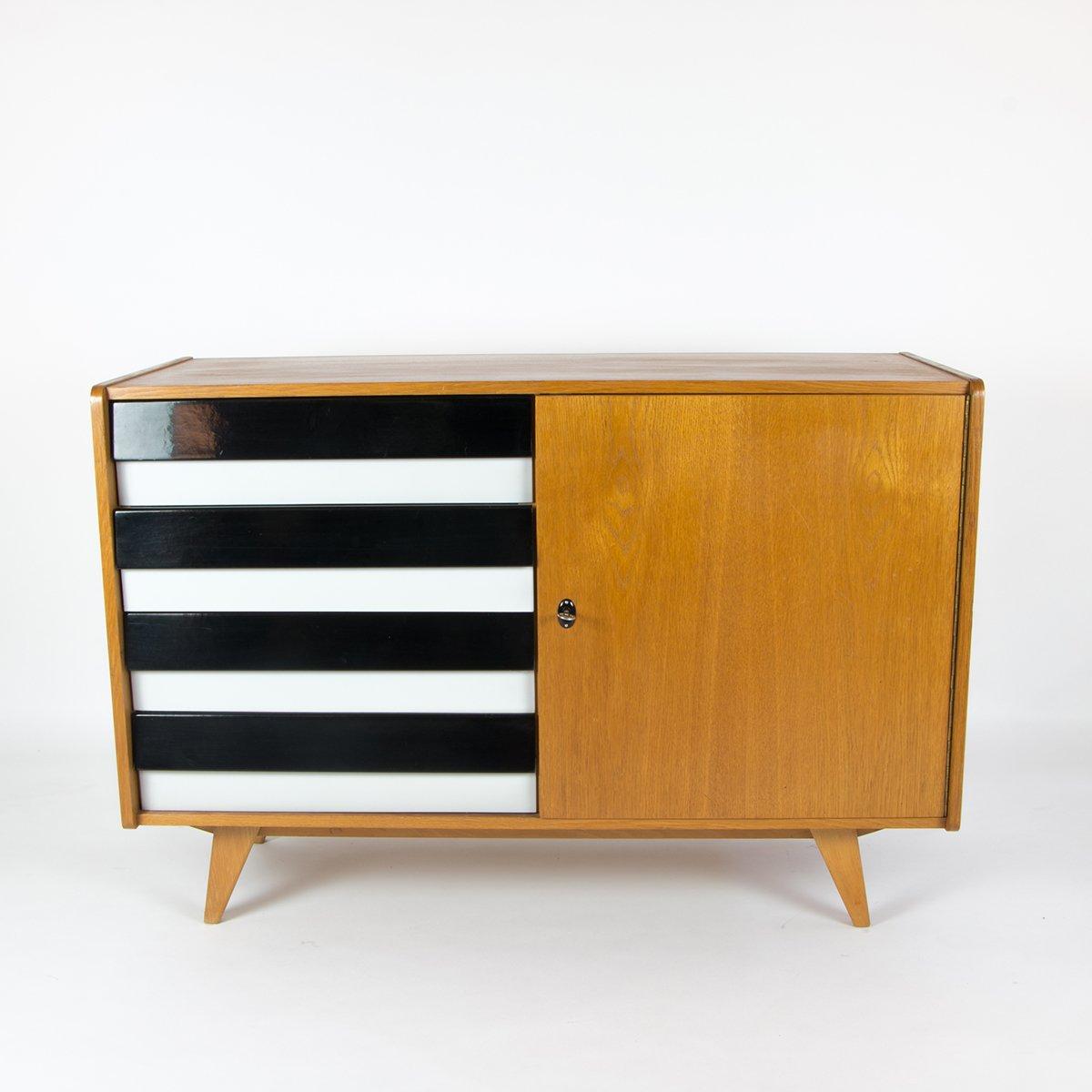 Sideboard von Jiri Jiroutek, 1960er