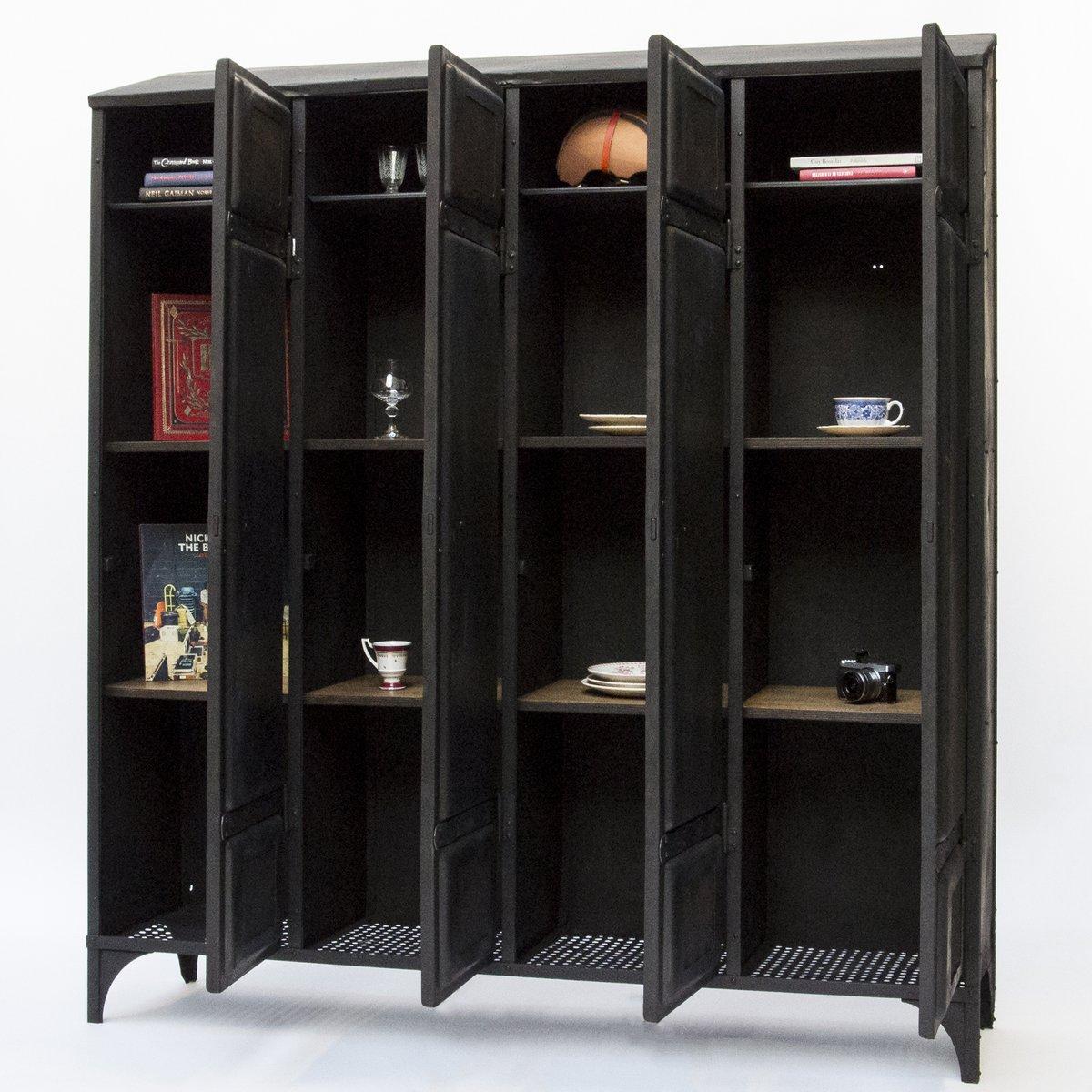 vintage schrank bei pamono kaufen. Black Bedroom Furniture Sets. Home Design Ideas