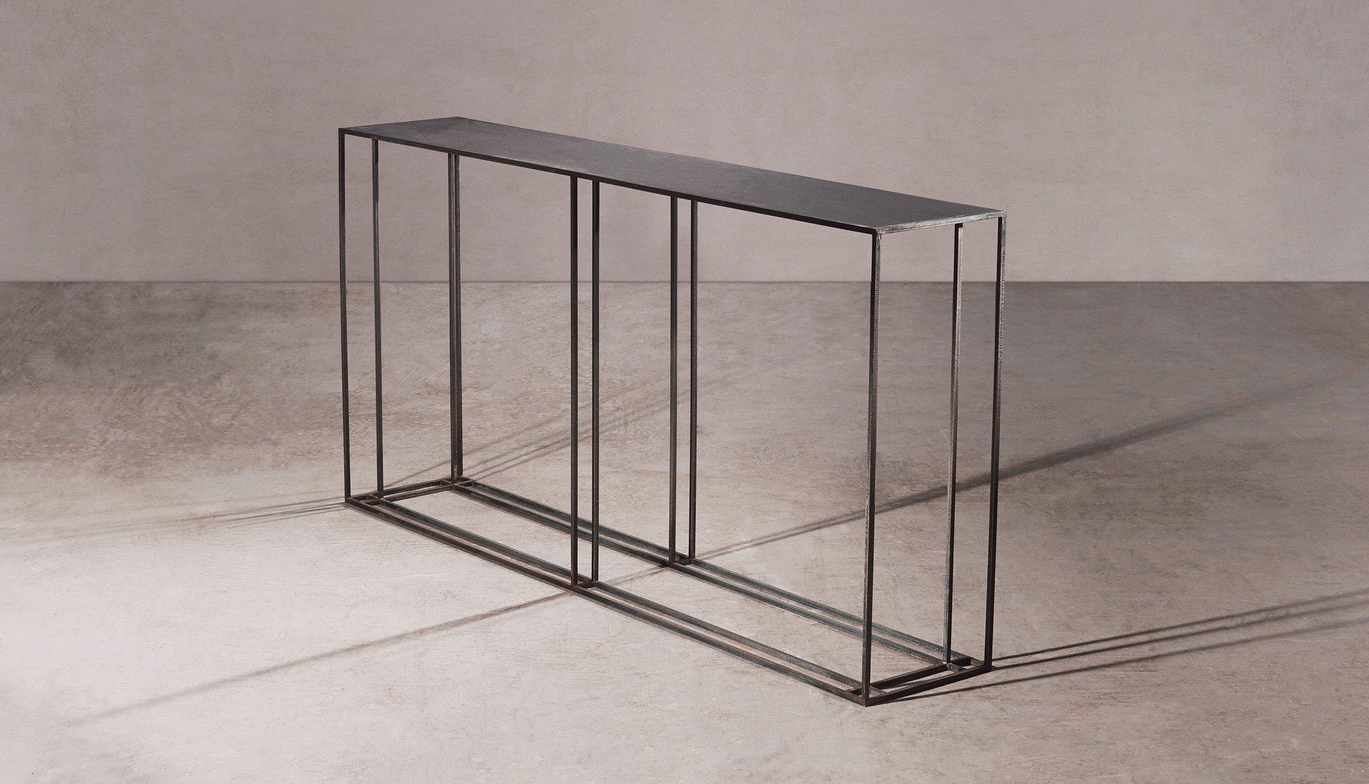 gro er loft konsolentisch von richy almond f r novocastrian bei pamono kaufen. Black Bedroom Furniture Sets. Home Design Ideas
