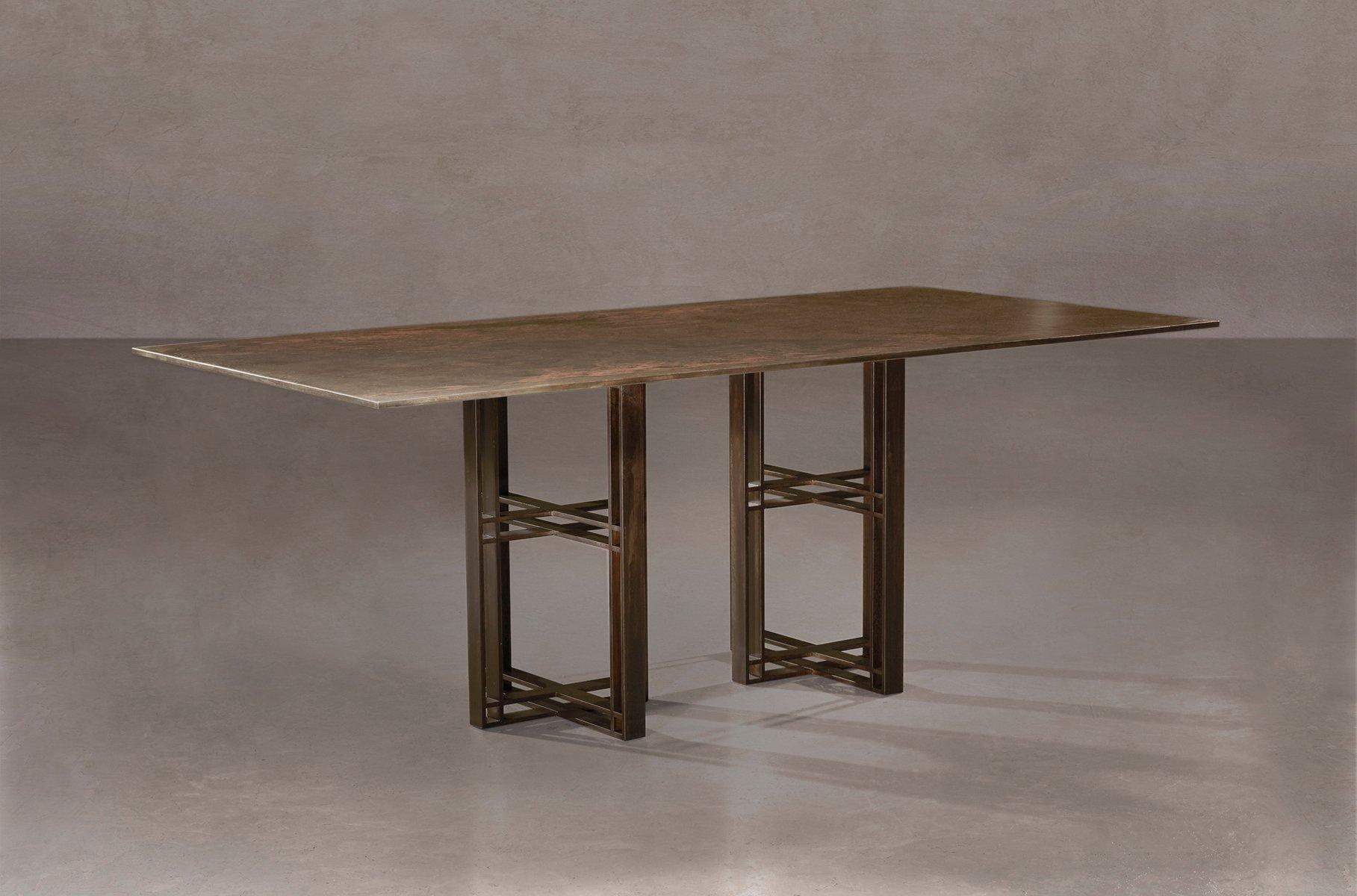 athwart esstisch von richy almond f r novocastrian bei pamono kaufen. Black Bedroom Furniture Sets. Home Design Ideas