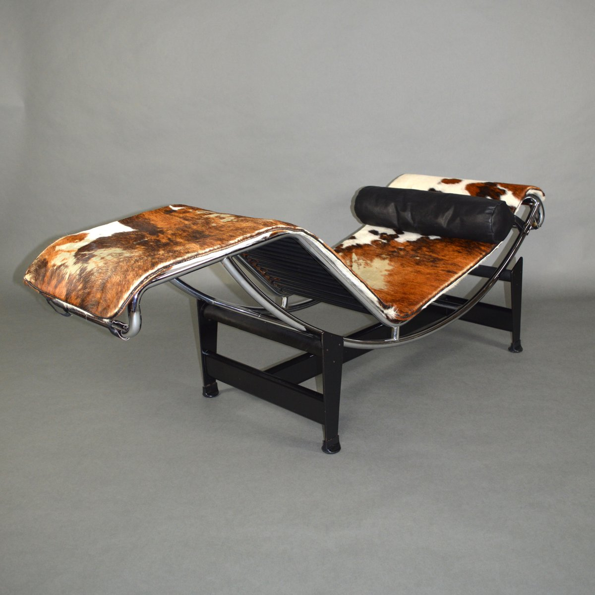 Lc4 Chaise Lounge By Le Corbusier For Cassina 1960s For
