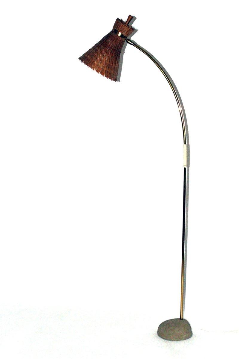 Vintage Kiwi Floor Lamp From Kalmar For Sale At Pamono Rewiring Antique Lamps