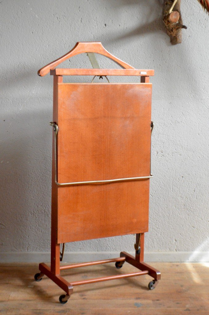 Mid Century Bedroom Valet By Ico Parisi For Fratelli Reguitti