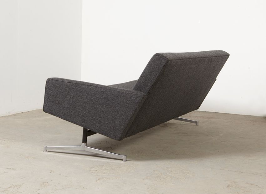 canap vintage pays bas 1960s en vente sur pamono. Black Bedroom Furniture Sets. Home Design Ideas