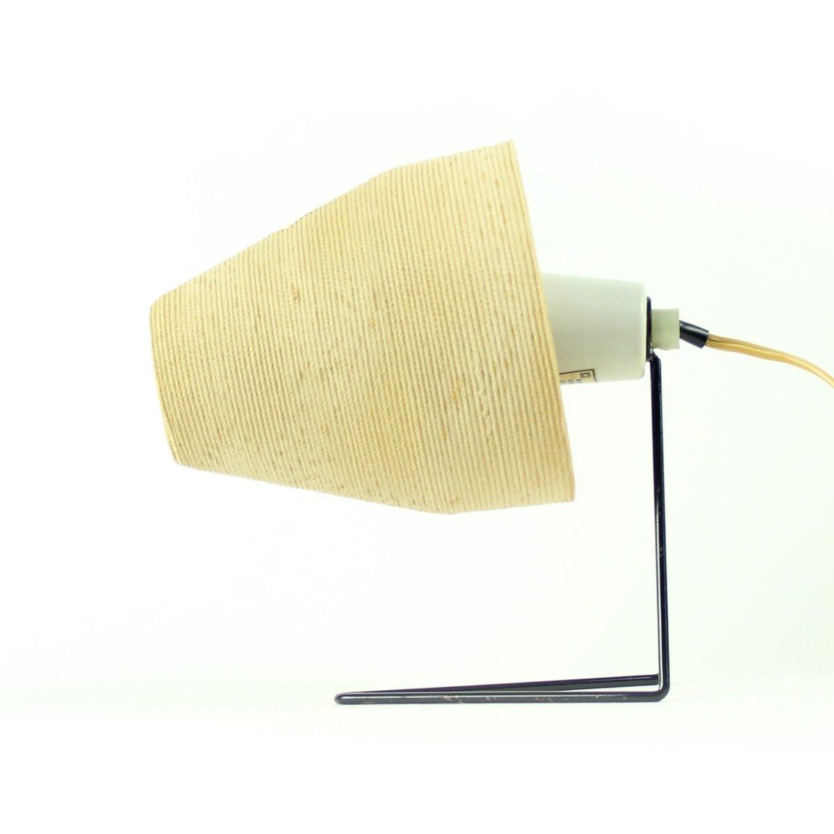 lampe de bureau ou applique murale industrielle de pokrok tch coslovaquie 1950s en vente sur. Black Bedroom Furniture Sets. Home Design Ideas