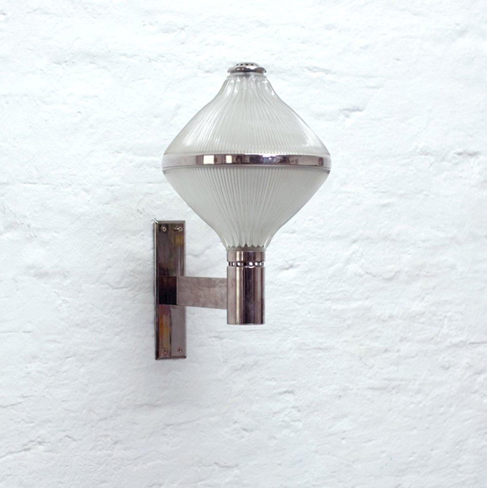 vintage euterpe wandlampe von studio bbpr f r artemide bei. Black Bedroom Furniture Sets. Home Design Ideas