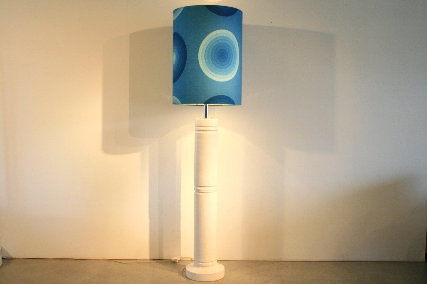 Stehlampe von Alma Rossini & Verner Panton, 1970er