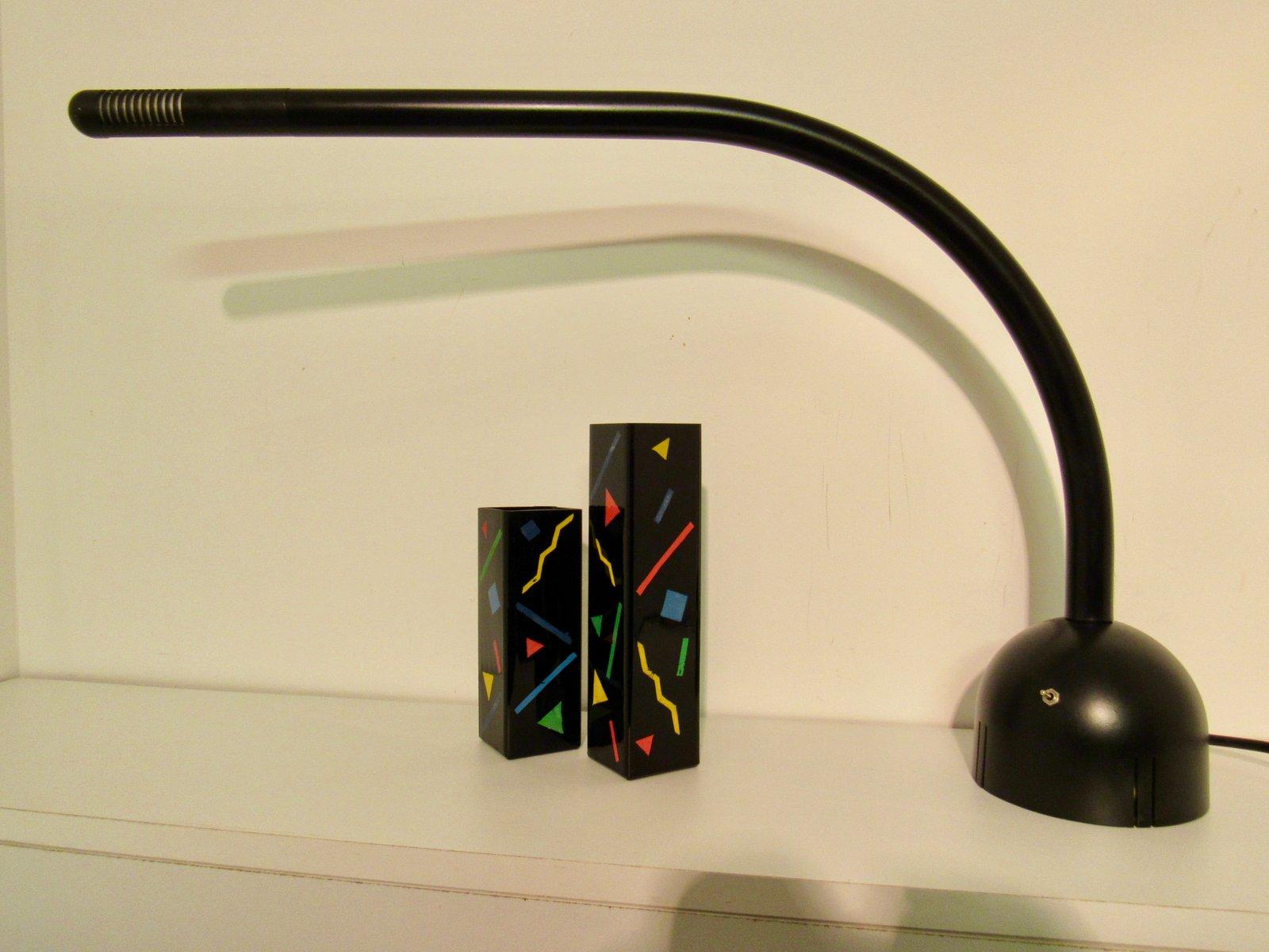 Schreibtischlampe von Mario Arnaboldi für Programmaluce, 1980er