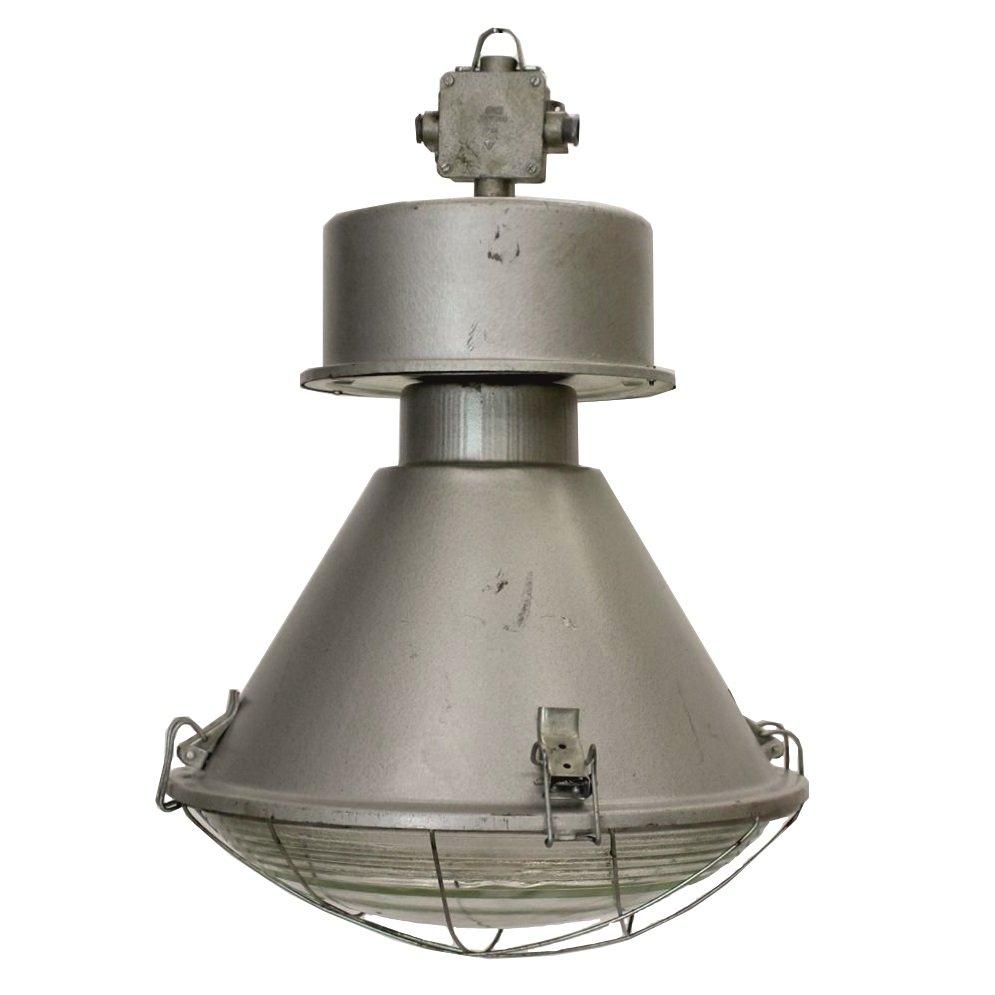 Große Industrielle Lampe