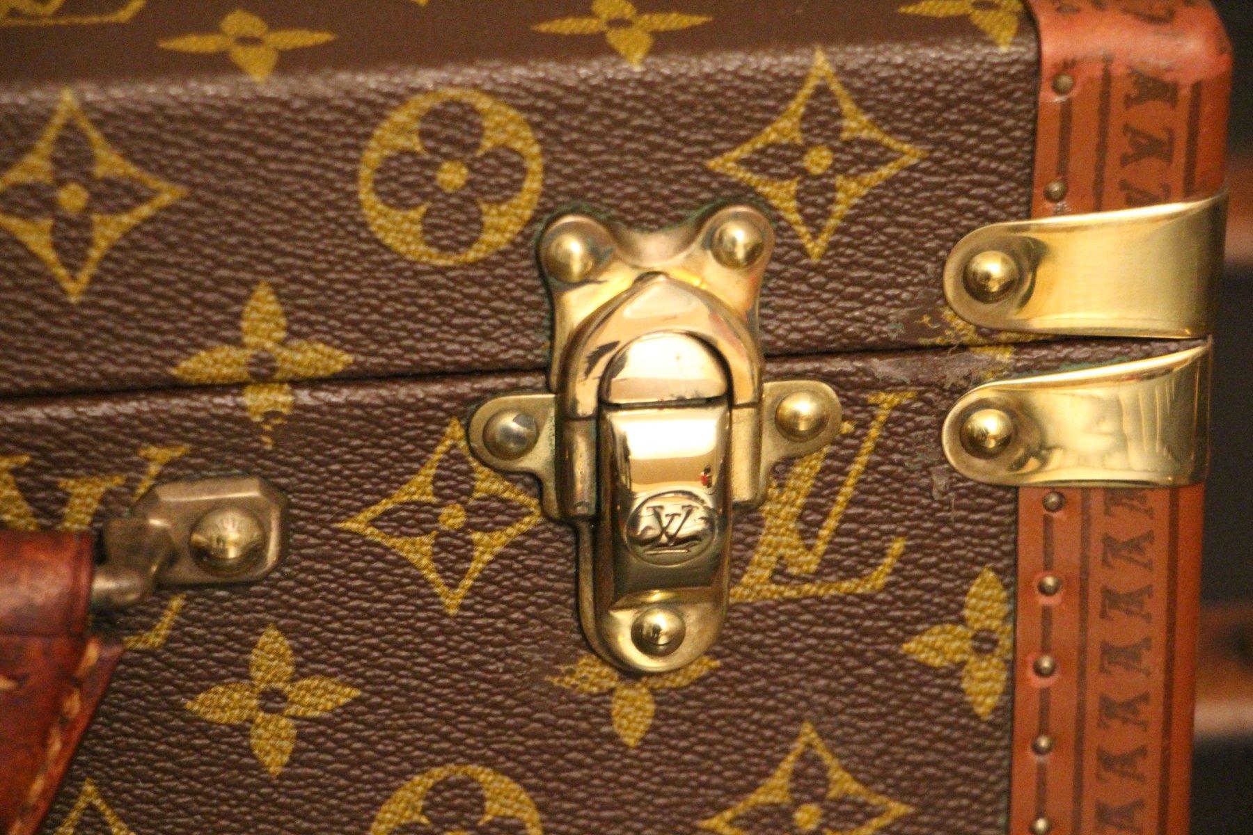 61e1ca48a5b2 Petite Valise ou Porte-documents Monogram Vintage de Louis Vuitton ...