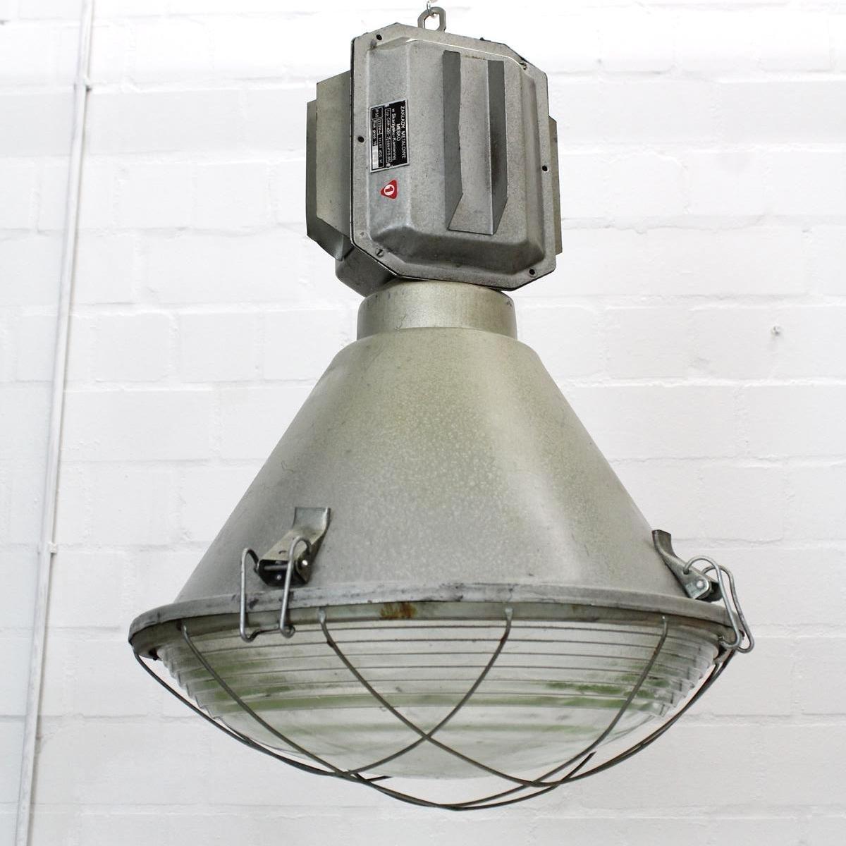 Industrielle Bauhaus Loft Deckenlampe Bei Pamono Kaufen